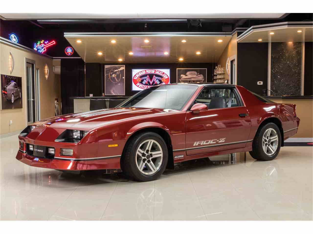 Cars For Sale Under 5000 By Owner >> 1986 Chevrolet Camaro IROC Z28 for Sale | ClassicCars.com | CC-1012248