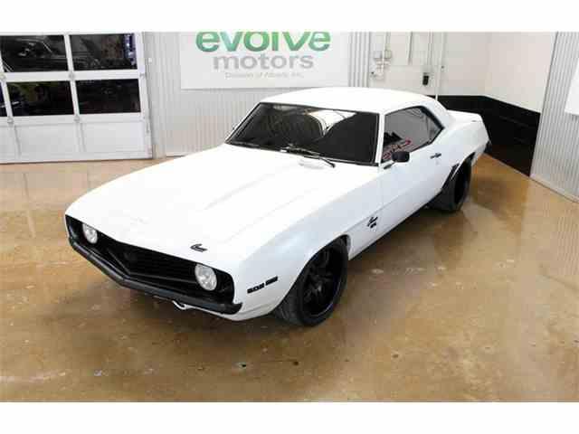 1969 Chevrolet Camaro | 1012252