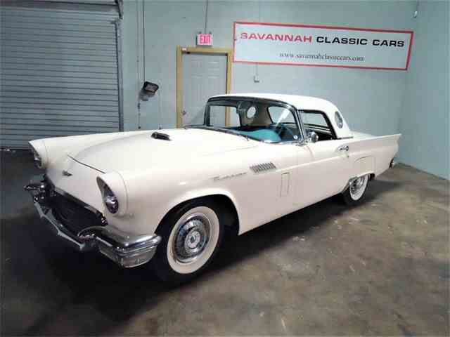1957 Ford Thunderbird | 1012259