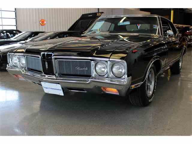 1970 Oldsmobile Cutlass | 1012260