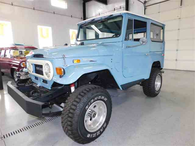 Picture of '71 Land Cruiser FJ - LP2E