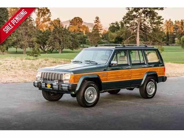 1992 Jeep Cherokee | 1012263