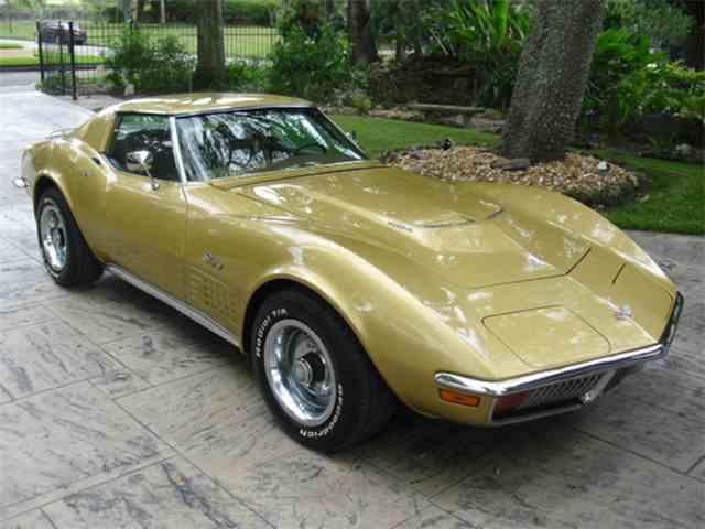 1972 Chevrolet Corvette | 1012269