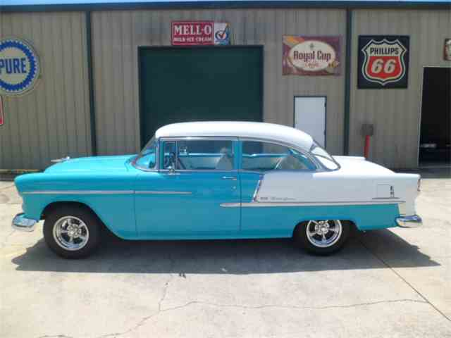 1955 Chevrolet Bel Air | 1012283