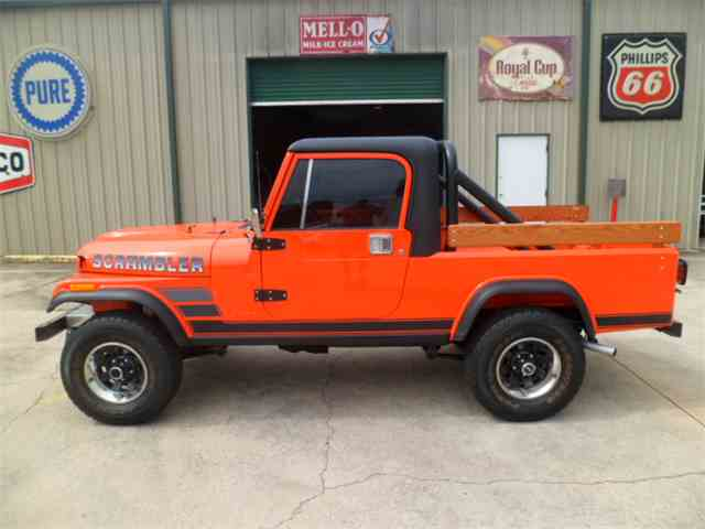 1982 Jeep CJ8 Scrambler | 1012285