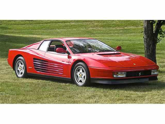 1988 Ferrari Testarossa | 1010229