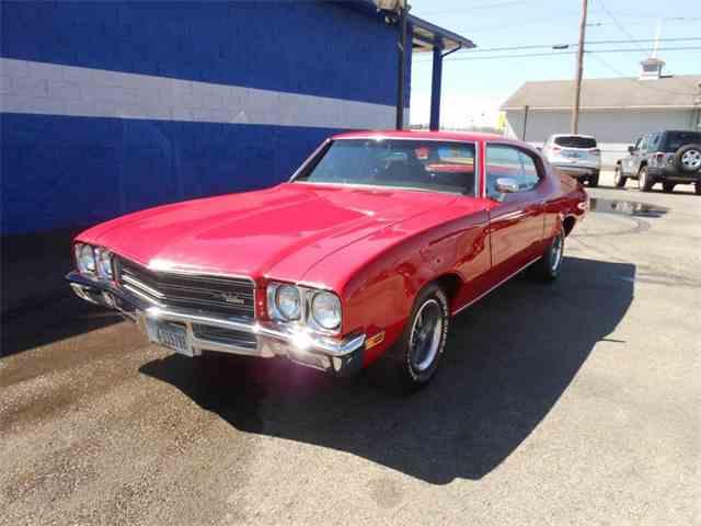 1971 Buick Skylark | 1012296