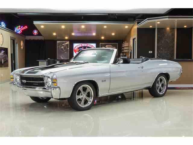 1971 Chevrolet Chevelle | 1010023