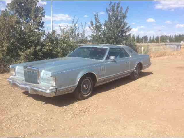 1978 Lincoln Mark V Diamond Jubilee 1 owner! | 1010230