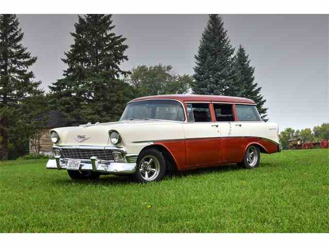 Picture of '56 Station Wagon - LP3R