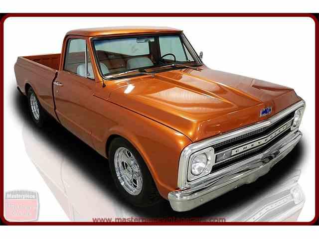 1969 Chevrolet C/K 10 | 1012312