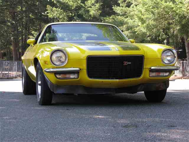 1970 Chevrolet Camaro Z28 | 1012313