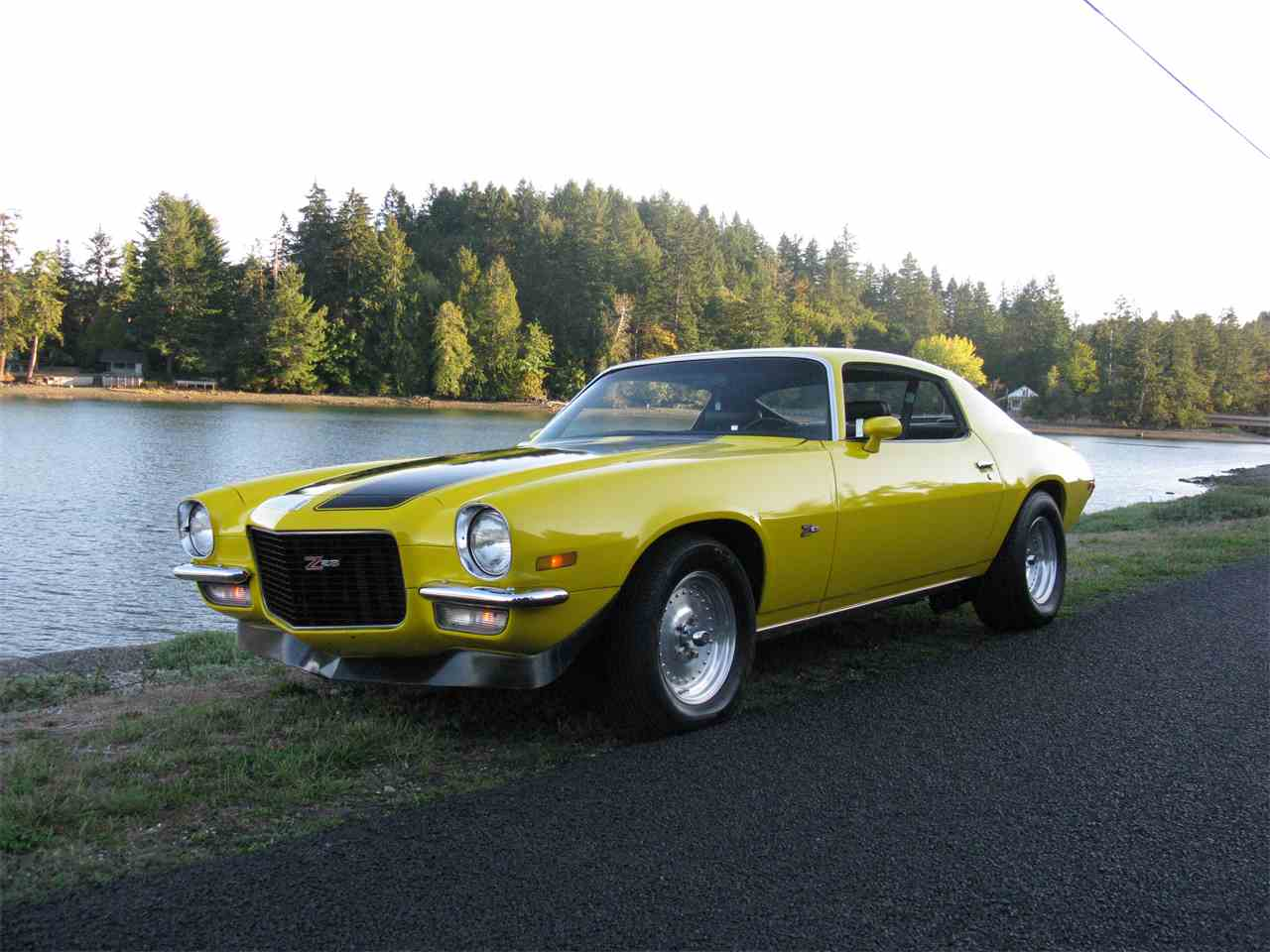 1970 chevrolet camaro z28 for sale cc 1012313. Black Bedroom Furniture Sets. Home Design Ideas
