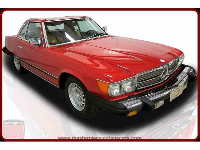 1985 Mercedes-Benz 380SL | 1012315