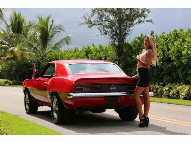 1969 Chevrolet Camaro | 1012319