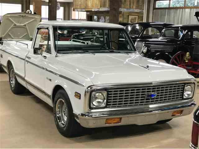 1972 Chevrolet C/K 10 | 1012326
