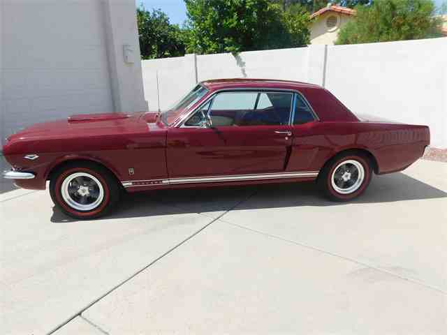 1965 Ford Mustang GT | 1012334