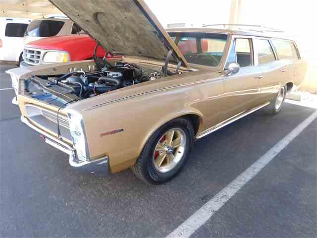 1966 Pontiac Tempest Custom Wagon | 1012340