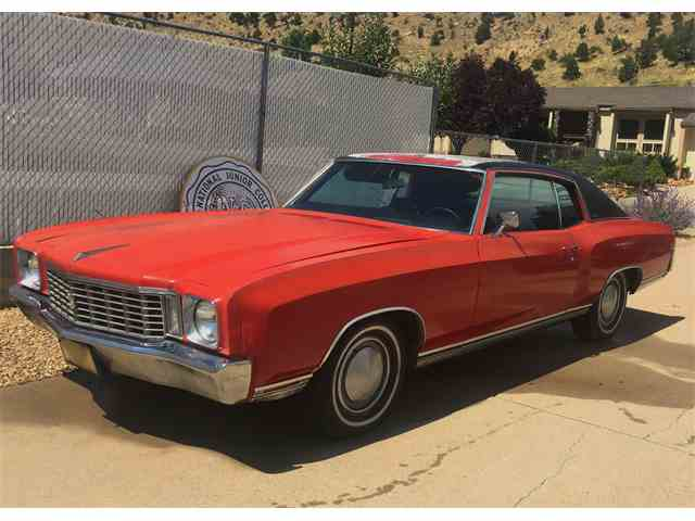 1972 Chevrolet Monte Carlo | 1012346