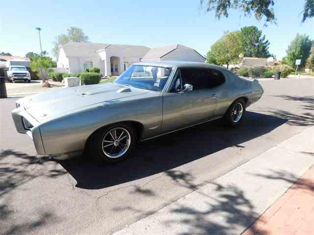 1968 Pontiac GTO | 1012354