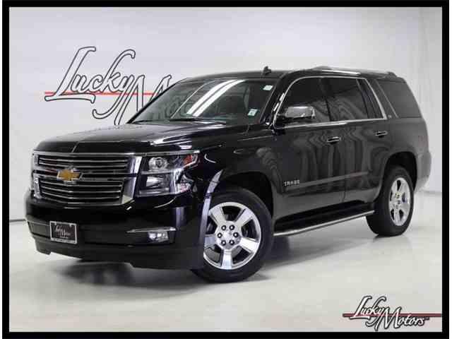 2015 Chevrolet Tahoe | 1012368
