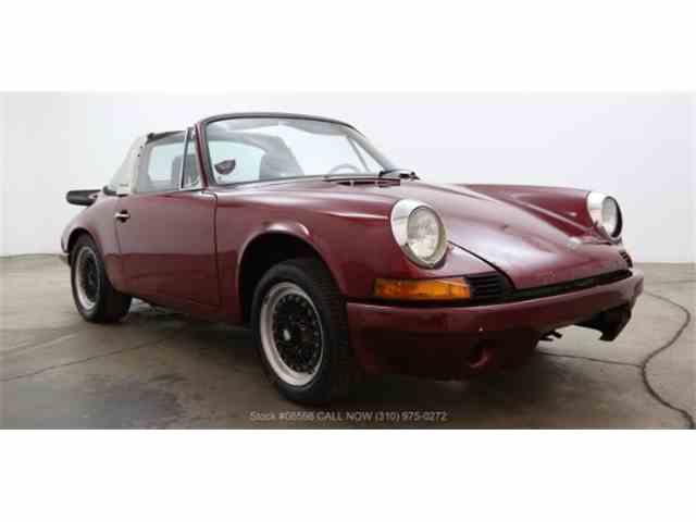 1973 Porsche 911S | 1012379