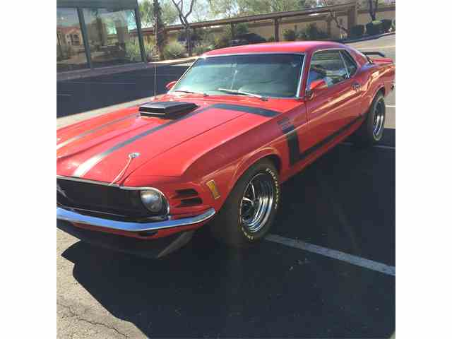 1970 Ford Mustang Boss 351 Tribute | 1010238
