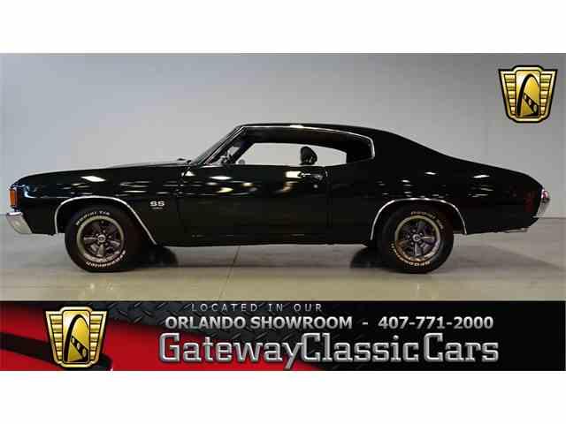 1972 Chevrolet Chevelle | 1012383