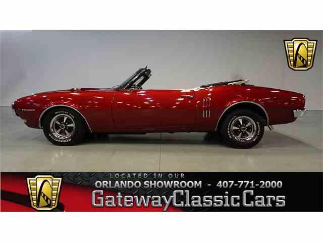 1968 Pontiac Firebird | 1012386