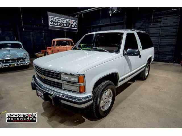 1993 Chevrolet Blazer   1012389