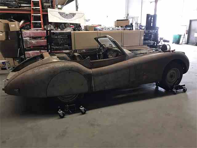 1957 Jaguar XK140 Barn Find | 1010239