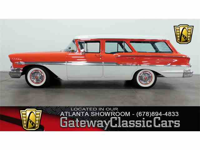 1958 Chevrolet Brookwood | 1012391