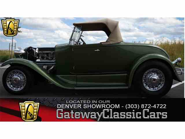 1929 Ford Automobile | 1012393