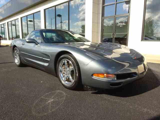 2004 Chevrolet Corvette | 1012400