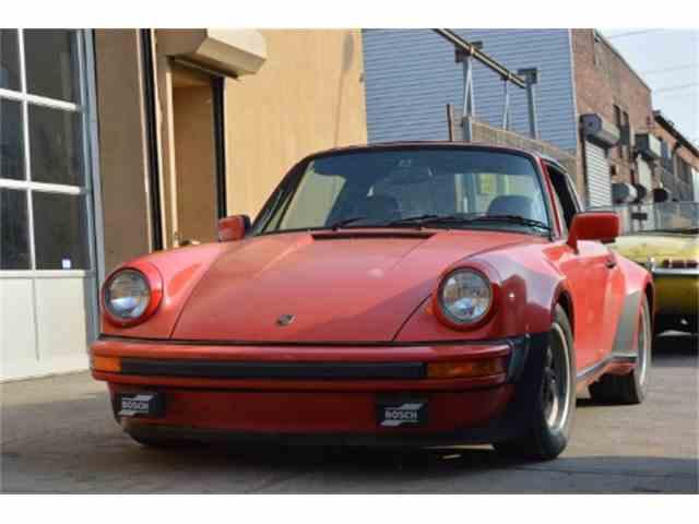 1976 Porsche 911S | 1012401