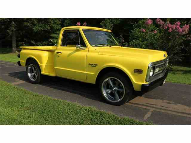 1970 Chevrolet C/K 10 | 1012410