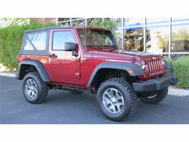 2008 Jeep Wrangler | 1012419