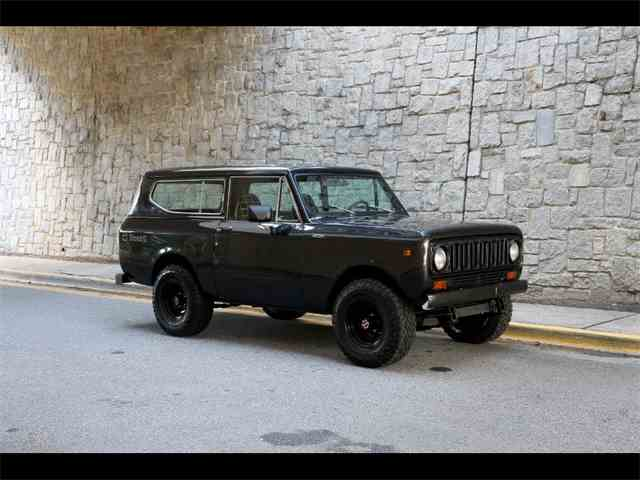 1980 International Harvester Scout II | 1012421