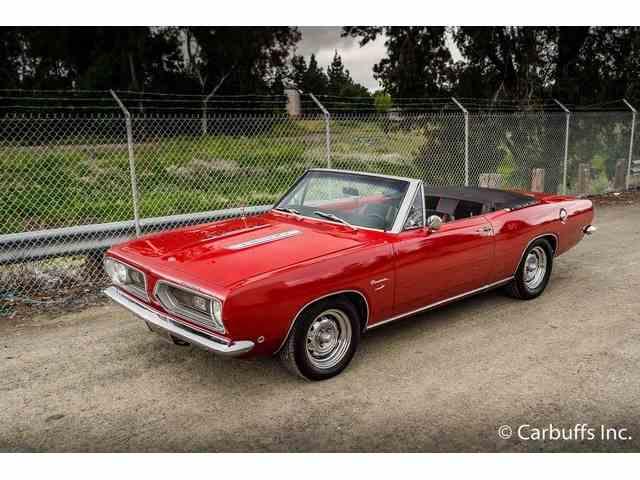 1968 Plymouth Barracuda | 1012422