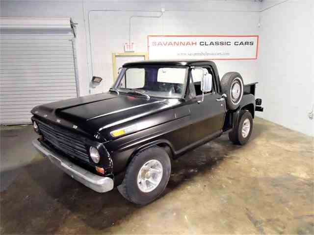 1968 Ford F100 | 1012427