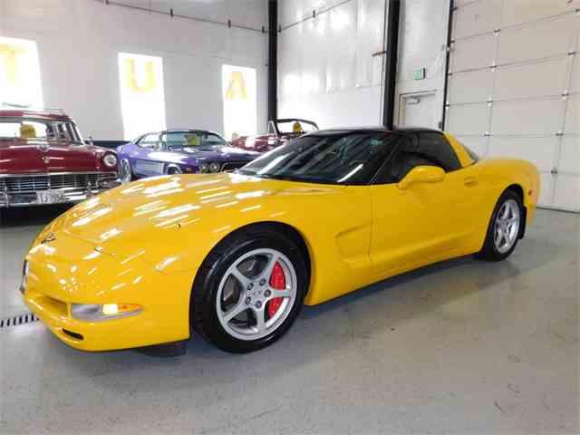 2000 Chevrolet Corvette | 1012430