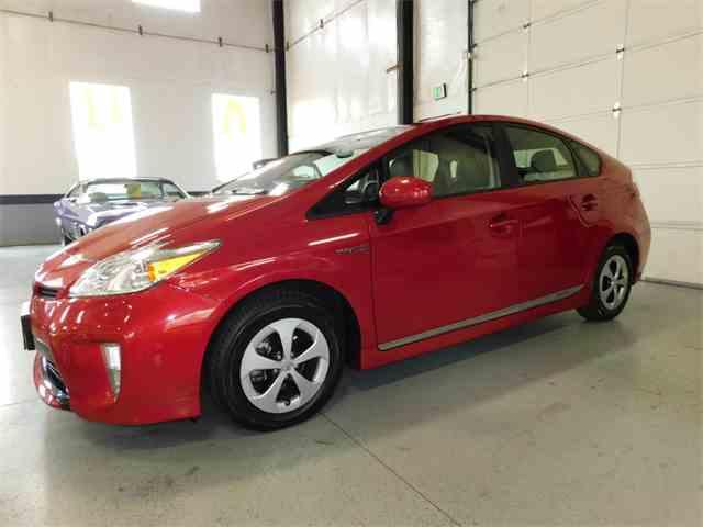 2012 Toyota Prius | 1012431