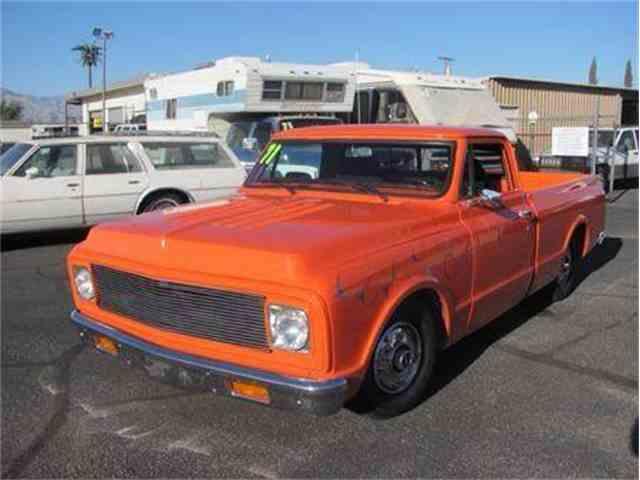 1971 GMC Pickup   1012435