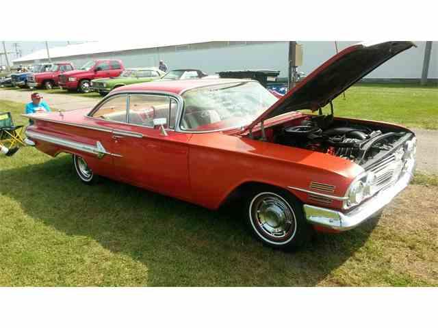 1960 Chevrolet Impala | 1012445