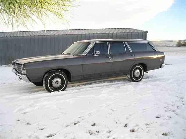 1969 Ford Fairlane   1012448