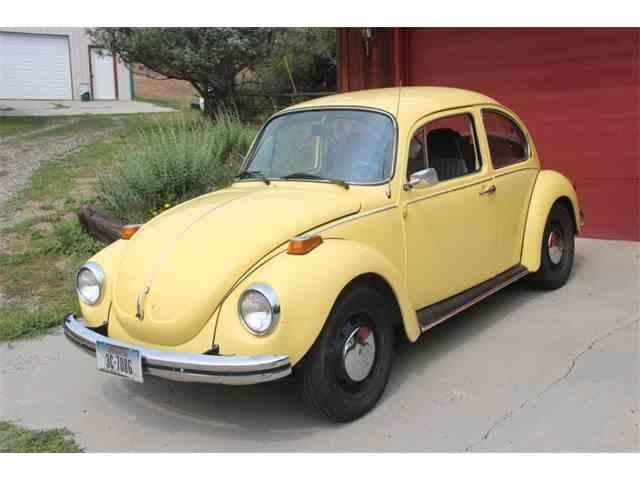 1973 Volkswagen Super Beetle | 1012449
