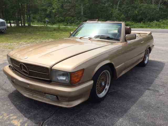 1977 Mercedes-Benz 450SL | 1012473