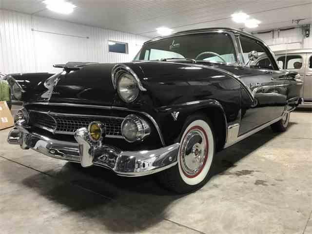 1955 Ford Victoria   1012477