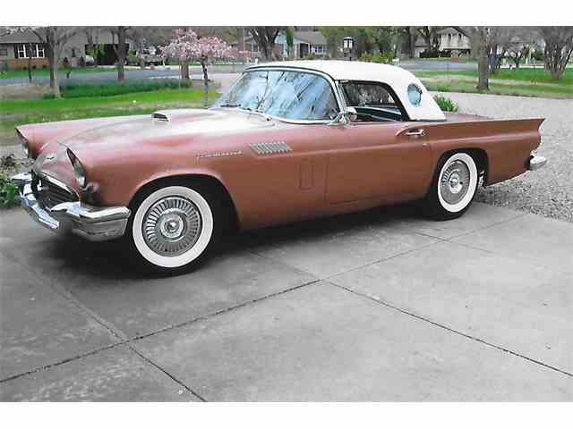 1957 Ford Thunderbird | 1012478