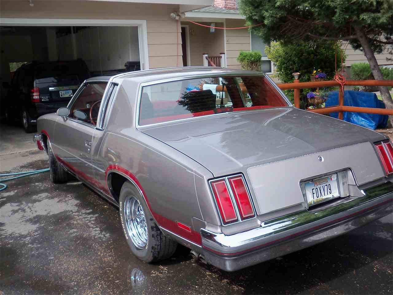 1979 oldsmobile cutlass for sale cc 1012503. Black Bedroom Furniture Sets. Home Design Ideas